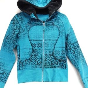Special edition lululemon scuba hoodie size 10